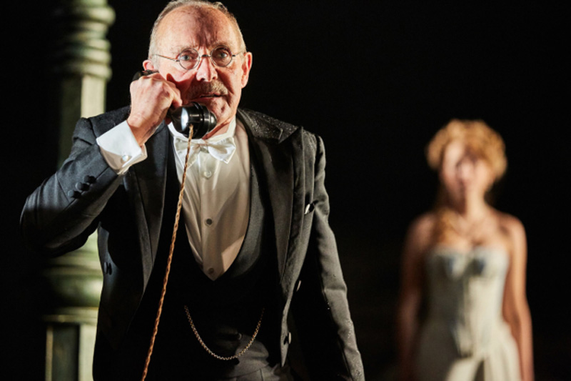 Clive Francis in An Inspector Calls